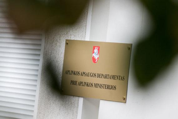 Juliaus Kalinsko / 15min nuotr./Aplinkos apsaugos departamentas