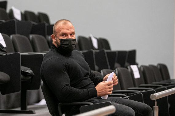Juliaus Kalinsko / 15min nuotr./Vytautas Medineckas-Ironvytas