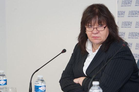 Juliaus Kalinsko / 15min nuotr./Rūta Skyrienė, Investuotojų forumo vykdomoji direktorė