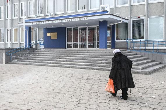 Juliaus Kalinsko / 15min nuotr./Panevėžio rajono savivaldybė