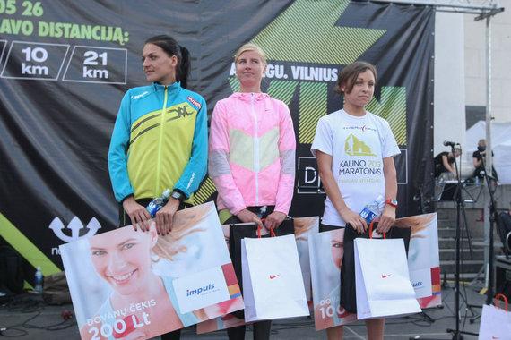 Juliaus Kalinsko / 15min nuotr./Iš kairės: Diana Lobačevskė, Remalda Kergytė, Monika Vilčinskaitė