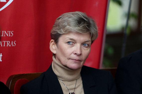 Baleto trupės direktorė Rūta Butvilienė