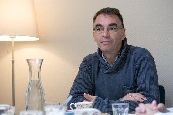 Juliaus Kalinsko / 15min nuotr./Jean-Christophe Charrié