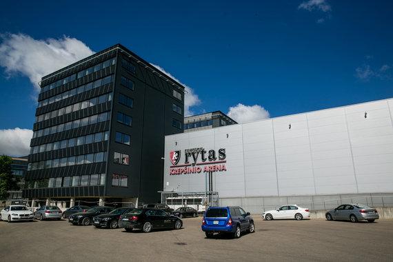 Juliaus Kalinsko / 15min nuotr./Vilniaus krepšinio arena keičia pavadinimą.
