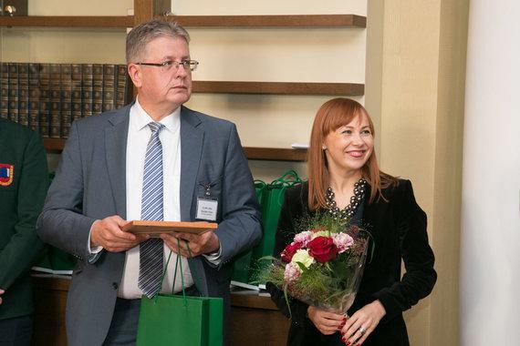 Juliaus Kalinsko / 15min nuotr./Gražvydas Kazakevičius ir Jurgita Petrauskienė
