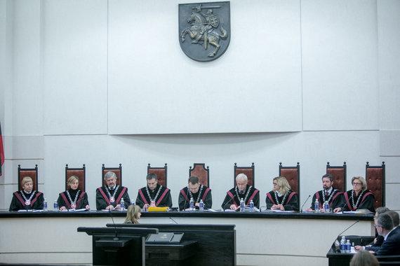 Juliaus Kalinsko / 15min nuotr./Teisme