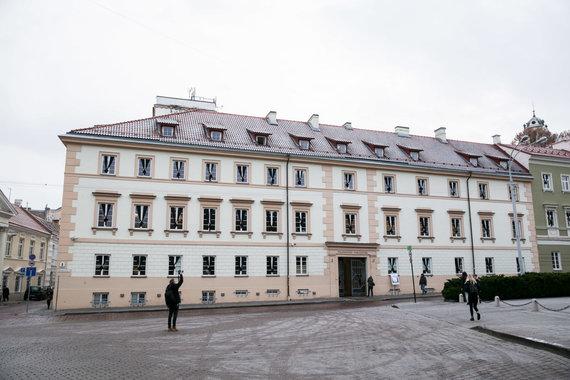 Juliaus Kalinsko / 15min nuotr./ Vilniaus universitetas