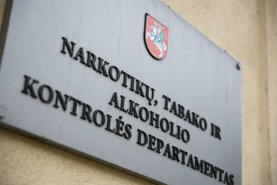 Juliaus Kalinsko / 15min nuotr./Narkotikų, tabako ir alkoholio kontrolės departamentas