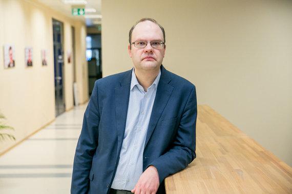 Juliaus Kalinsko / 15min nuotr./Psichologas Antanas Kairys