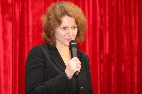 Juliaus Kalinsko / 15min nuotr./Vaikų onkohematologijos skyriaus vedėja gydytoja Sigita Stankevičienė