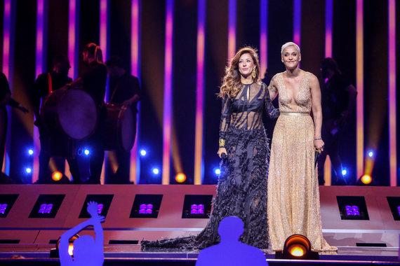 """Juliaus Kalinsko / 15min nuotr./Lisabonoje – didysis """"Eurovizijos"""" finalas"""