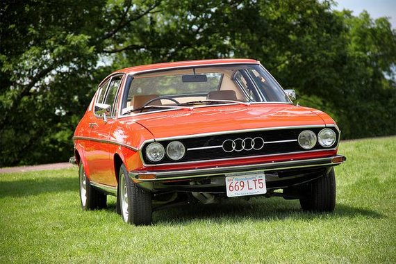 """Wikimedia.org nuotr./""""Audi 100 Coupe S"""""""