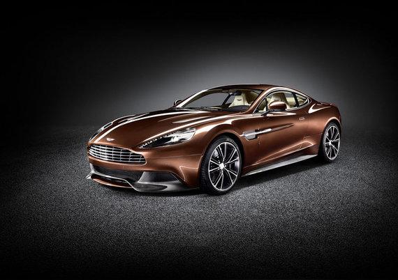 """Gamintojo nuotr./""""Aston Martin Vanquish"""""""