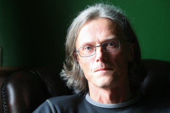 Juliaus Kalinsko / 15min nuotr./Poetas Eugenijus Ališanka