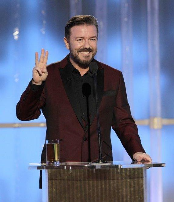 """Reuters""/""Scanpix"" nuotr./Ricky Gervaisas"
