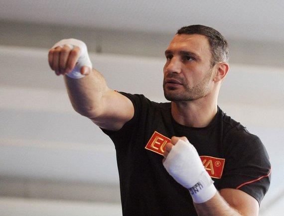 "AFP/""Scanpix"" nuotr./Vitalijus Klyčko"