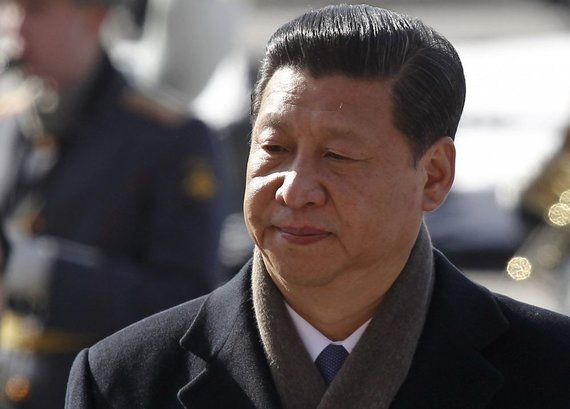 """Reuters""/""Scanpix"" nuotr./Kinijos prezidentas Xi Jinpingas"