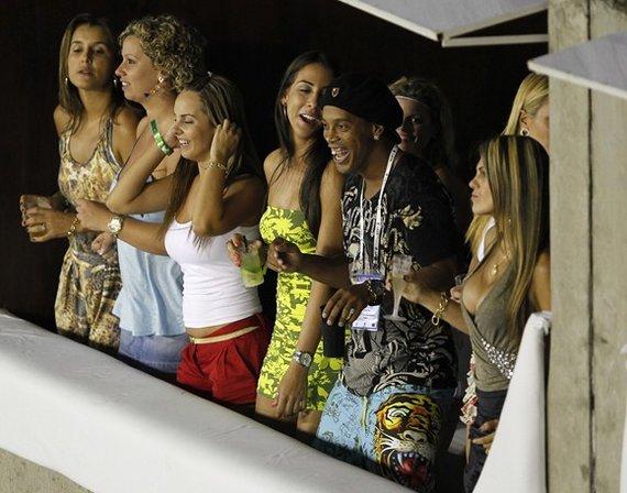 """Reuters""/""Scanpix"" nuotr./Ronaldinho"