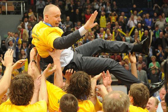 "AFP/""Scanpix"" nuotr./""Chimki"" laimėjo Europos taurę"