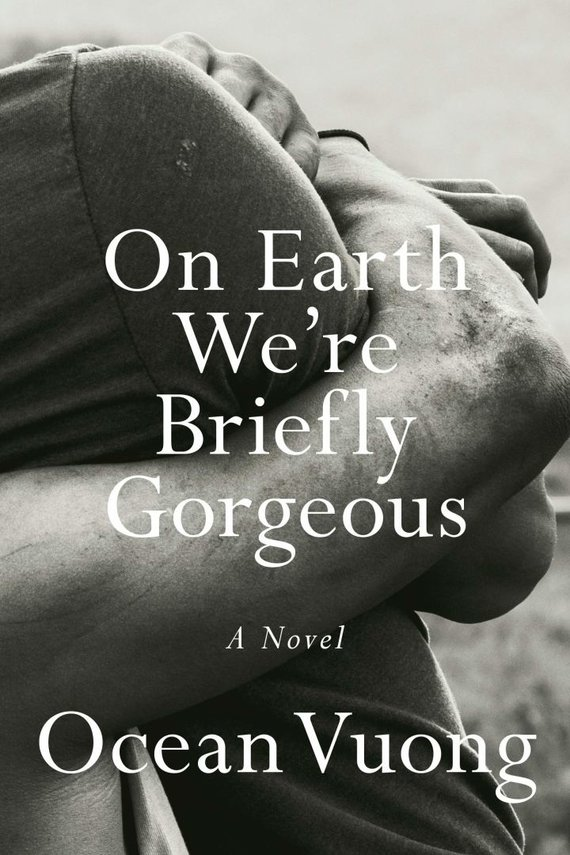 """Knygos viršelis/Knyga """"On Earth We're Briefly Gorgeous"""""""