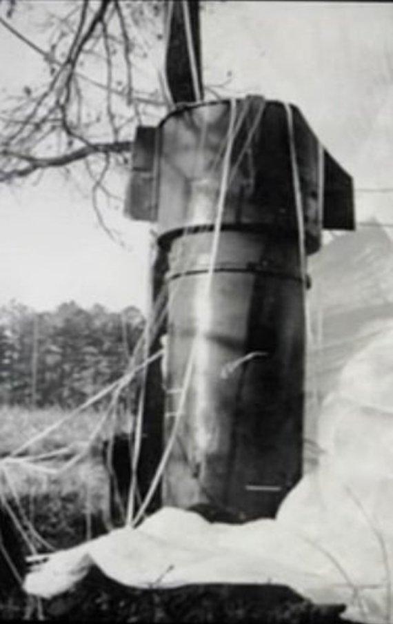 Wikipedia nuotr./Atominė bomba