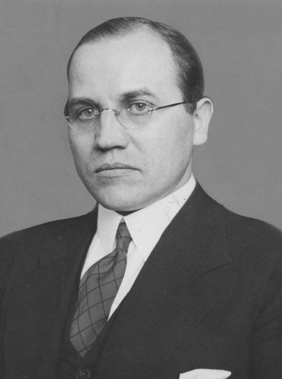 Wikimedia.org nuotr./Kazys Škirpa