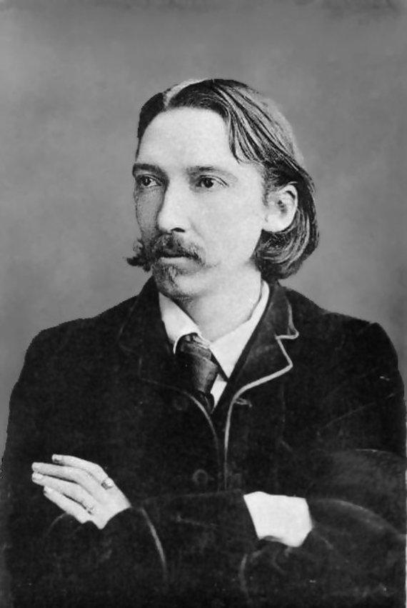 Wikimedia.org/Robertas Louisas Stevensonas