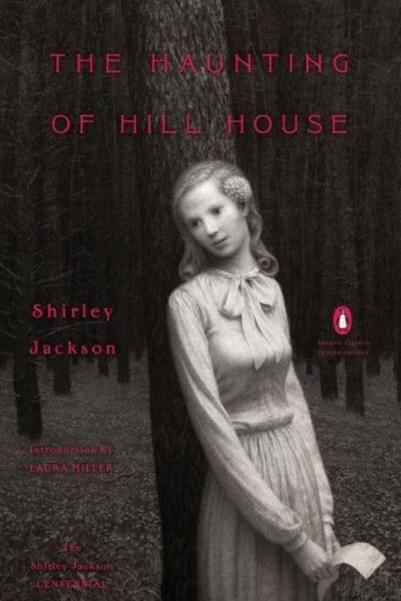 """Knygos viršelis/Knyga """"The Haunting of Hill House"""""""