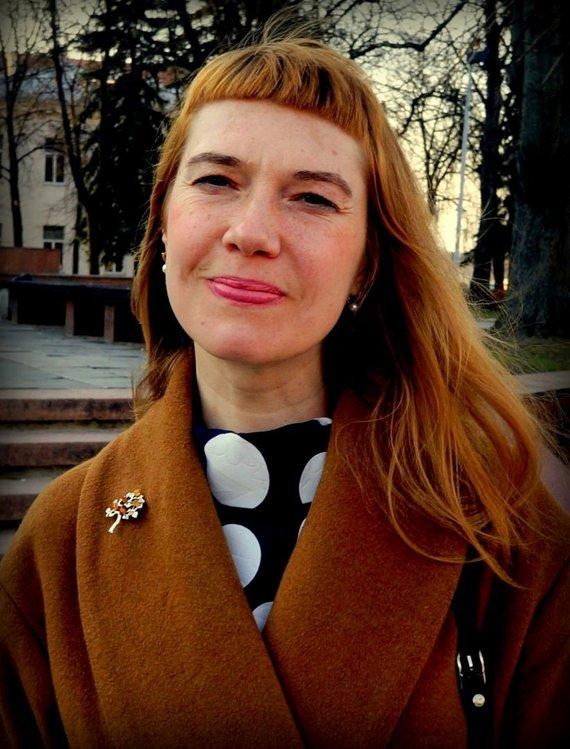 Regimanto Tamošaičio nuotr./Laura Sintija Černiauskaitė