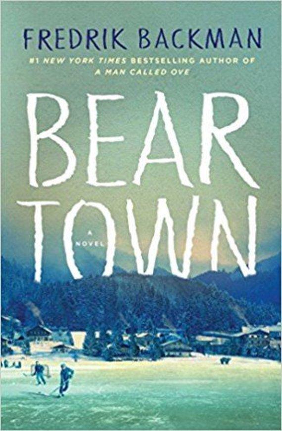 """Knygos viršelis/Knyga """"Beartown"""""""