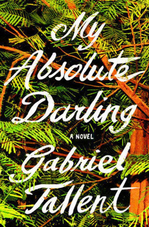 "Knygos viršelis/Knyga ""My Absolute Darling"""