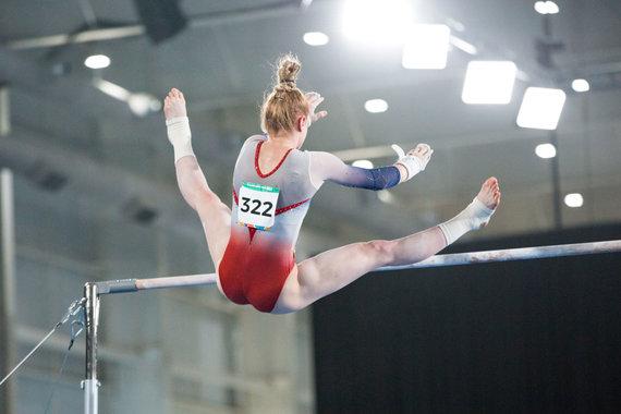 Kipro Štreimikio nuotr./Jaunimo olimpinės žaidynės Buenos Airėse