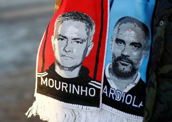 Scanpix / Manchester City - Manchester United