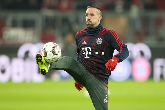 """Scanpix"" nuotr./Franckas Ribery"