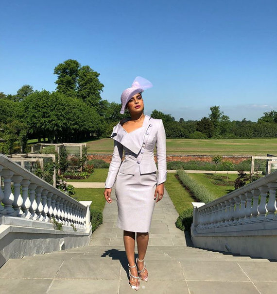 """Instagram"" nuotr./Priyanka Chopra per Meghan Markle ir princo Harry vestuves"