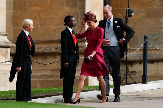 """AFP/""""Scanpix"""" nuotr./Kembridžo hercogienė Catherine ir princas Williamas"""