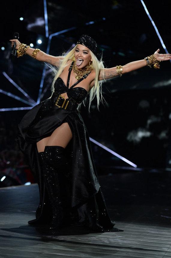 """AFP/""""Scanpix"""" nuotr./Rita Ora"""