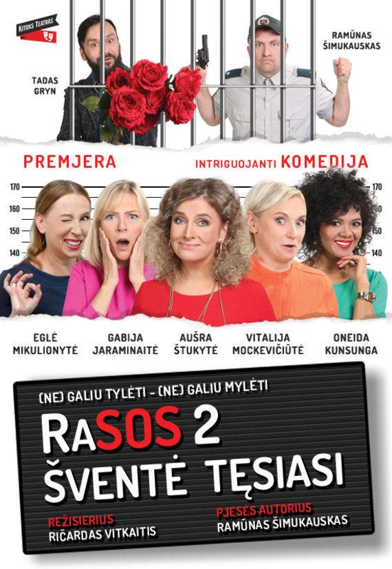 Martina Sirosas / Theatrical Comedy