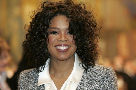 "AFP/""Scanpix"" nuotr./Oprah Winfrey"