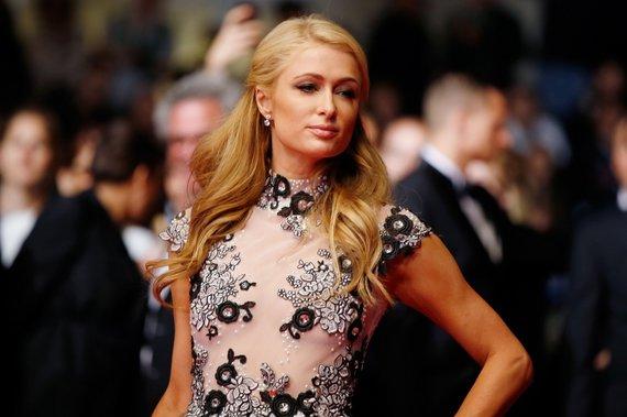 """AFP/""""Scanpix"""" nuotr./Paris Hilton"""