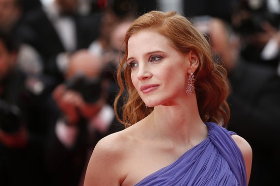 """Reuters""/""Scanpix"" nuotr./Jessica Chastain"