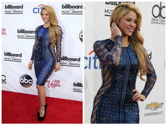 """""""Scanpix"""" nuotr./Shakira"""
