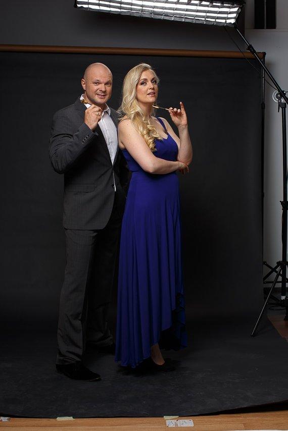 TV3 nuotr./Kristupas Krivickas ir Rūta Ščiogolevaitė