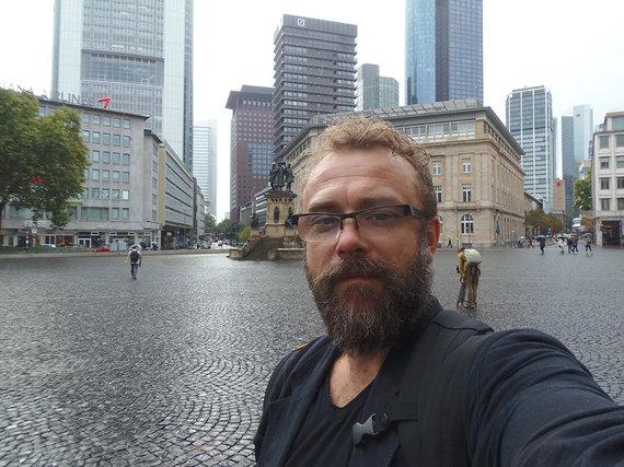 Asmeninio albumo nuotr./Rytis Zemkauskas