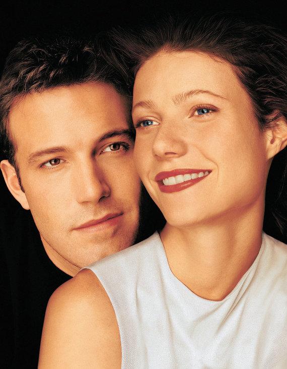 """AOP nuotr./Gwyneth Paltrow ir Benas Affleckas 2000-ųjų filme """"Svetimas bilietas"""""""