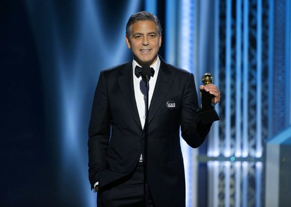 """""""Scanpix""""/AP nuotr./George'as Clooney"""