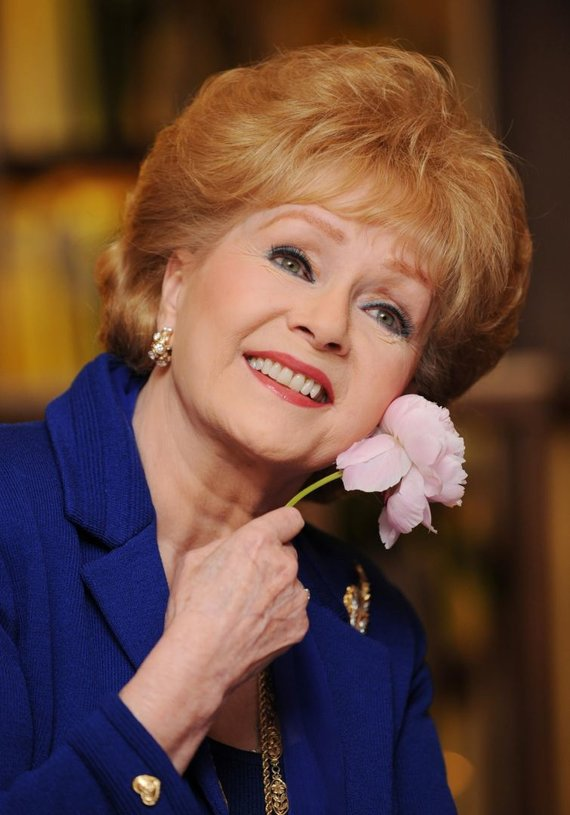 """Scanpix""/""PA Wire""/""Press Association Images"" nuotr./Debbie Reynolds"