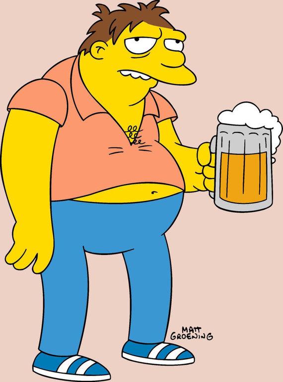 """Vida Press nuotr./""""Simpsonai"""""""