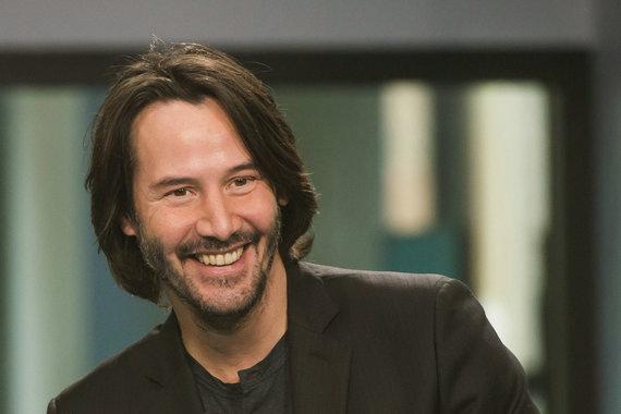 """Scanpix""/AP nuotr./Keanu Reevesas"