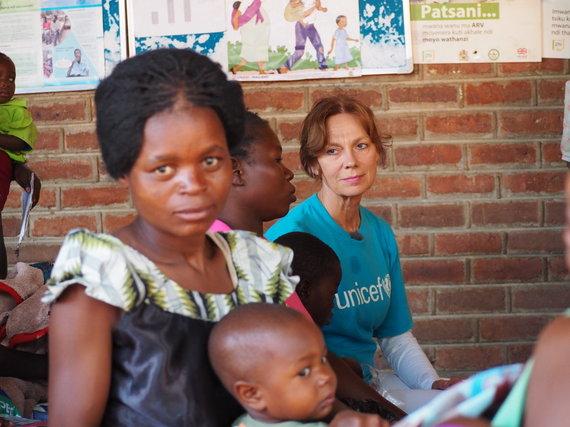UNICEF nuotr./UNICEF misija Malavyje